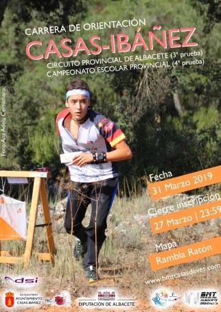Carrera Casas-Ibáñez